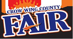 Crow Wing County Fair Logo